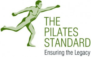 The Pilates Standard Logo