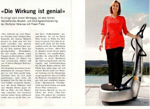 Multiple Sklerose, Power Plate Training Darmstadt, Personal Traiining Darmstadt,